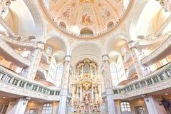 Frauenkirche Lizenzfreie Stockbilder
