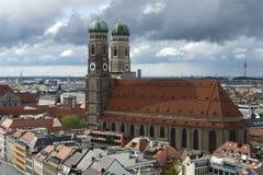Frauenkirche royalty-vrije stock afbeelding