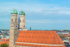 Frauenkirche Royalty Free Stock Photos