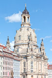 Frauenkirche Stock Images