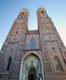 Frauenkirche Cathedral Royalty Free Stock Photo