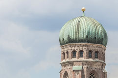 Frauenkirche, the cathedral of Munich, Germany Stock Photography