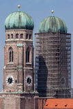 Frauenkirche Church Munich Germany Stock Photos