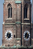 Frauenkirche Church Munich Germany Royalty Free Stock Photography