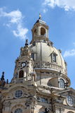 Frauenkirche dome Royalty Free Stock Photos