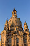 Frauenkirche Dreaden Stock Foto's
