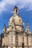Frauenkirche Dreaden Stock Foto