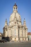 Frauenkirche Dresden Royalty Free Stock Image