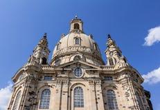 Frauenkirche Dresden Stock Fotografie