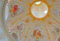 Frauenkirche, Dresden Royalty-vrije Stock Foto's