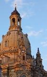 Frauenkirche, Dresden, Alemania Fotos de archivo libres de regalías