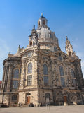 Frauenkirche Dresden Royalty Free Stock Images