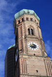 Frauenkirche, Munich. Frauenkirche, the medieval cathedral symbol of Munich, Germany Stock Image