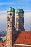 Frauenkirche Munich Royalty Free Stock Images