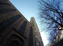 frauenkirche munich Стоковое Фото