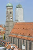 Frauenkirche in Munich, Bavaria, Germany Royalty Free Stock Photo