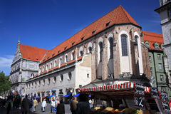 Frauenkirche in Munich, Germany Royalty Free Stock Images