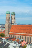 Frauenkirche , Munich Germany Royalty Free Stock Photos