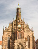 Frauenkirche in Nuremberg Royalty Free Stock Image