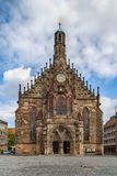 Frauenkirche, Nuremberg, Germany Royalty Free Stock Photo