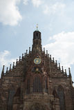 Frauenkirche, Nuremberg, Germany Stock Photos