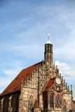 Frauenkirche, Nuremberg Royalty Free Stock Photos