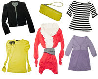 Frauenkleidung Stockbild