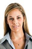 Frauenporträt Lizenzfreies Stockbild
