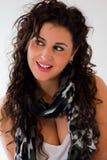 Frauenporträt Lizenzfreies Stockfoto
