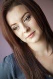 Frauenportrait Lizenzfreies Stockfoto