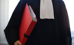 Frauenrechtsanwalt Lizenzfreies Stockfoto