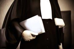 Frauenrechtsanwalt Stockfotografie