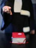 Frauenrechtsanwalt Stockbilder