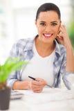 Frauenruhestands-Investition lizenzfreie stockfotos