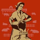 Frauentag Lizenzfreie Stockbilder