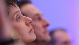Frauke Petry, der deutschen rechten Partei AFD Stockfotos