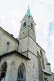 fraumuenster zurich собора Стоковые Фото