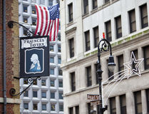 Fraunces Tavern Royalty Free Stock Photos