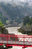 frazer каньона Стоковое Изображение RF