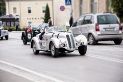 Frazer Nash - BMW 328 Royalty Free Stock Photo
