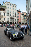 Frazer Nash Fast Tourer chez Mille Miglia 2015 Images stock
