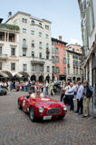 Frazer Nash Fast Tourer at Mille Miglia 2015 Royalty Free Stock Photo