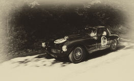 FRAZER NASH LE MANS COUPE 1953 Royalty Free Stock Images