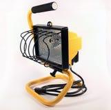Färben Sie System-Leuchte gelb Stockfotos