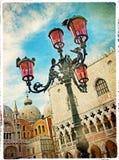 Förbluffa Venedig Arkivbilder
