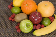 Früchte Lizenzfreie Stockbilder