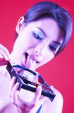 freak технология Стоковые Фотографии RF