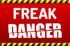 FREAK - Factoring RSA Export Keys Security attack warning banner stock images