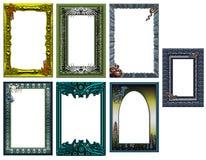Freak frames Stock Photo