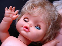 Freaky dolls 2 Stock Image
